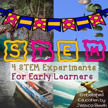 STEM BUNDLE for Early Learners {K-2}