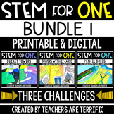 STEM for One Bundle 1 - Distance Learning