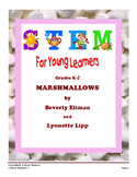 STEM For Young Learners:  MARSHMALLOWS