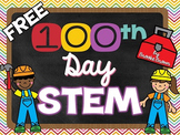 STEM for the 100th Day of School {FREE!}