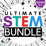 STEM Activities for Elementary K-2 - Whole Year Bundle