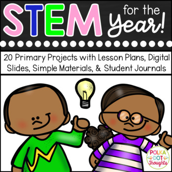 STEM for the YEAR!