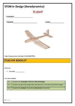 STEM in Design Flight TEACHER BOOKLET
