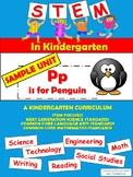 STEM in Kindergarten