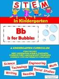 STEM in Kindergarten: Bb is for Bubbles