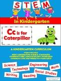 STEM in Kindergarten: Cc is for Caterpillar