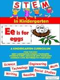 STEM in Kindergarten: Ee is for Eggs