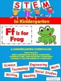 STEM in Kindergarten: Ff is for Frog