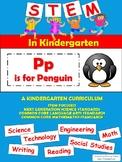 STEM in Kindergarten: Pp is for Penguin