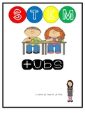 STEM labels Rainbow