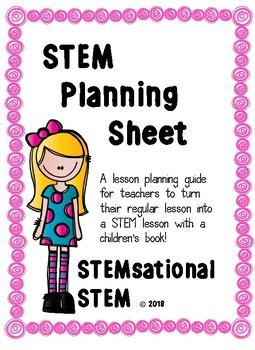 STEM lesson planning guide for teachers