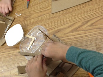 STEM or STEAM Abstract Art Sculptures!
