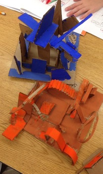 STEM/STEAM Abstract Art Sculptures w/ VIDEO Materials Demo!