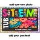 STEM or STEAM Editable Tub Labels