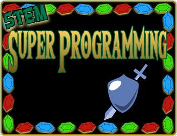 STEM or STEAM Super Programming