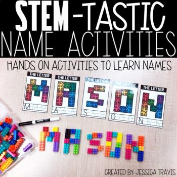 STEM-tastic NAME Activities