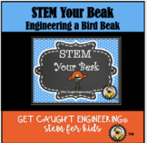 STEM A BIRD BEAK!