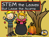 STEM the Leaves, But Leave the Acorns