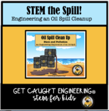 Oil Spill Clean Up with STEM