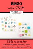 STEM themed BINGO game