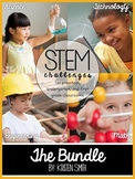 STEM throughout the year- The Bundle (preschool, kindergar