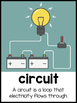 STEM throughout the year- Unit 10 Circuits