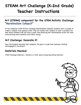 STEM to STEAM Art Projects