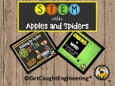 STEM with Apples and Spiders - A Combo Packet of Autumn Challenges