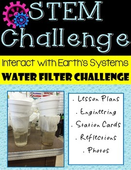 STEM with Earth's Systems and NGSS: The Hydrosphere