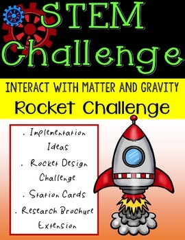 STEM with Matter and Rockets