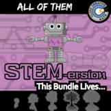 STEMersion -- ALL OF THEM -- Grades (3-12) -- 196+ Math Activities