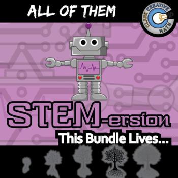 STEMersion -- ALL OF THEM -- Grades (3-12) -- 65 +