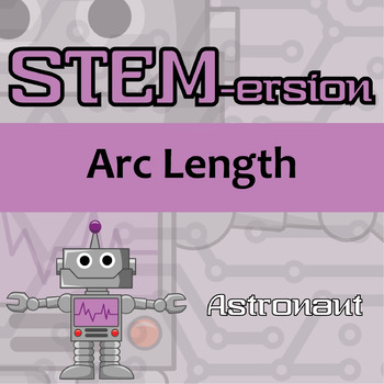 STEMersion -- Arc Length -- Astronaut