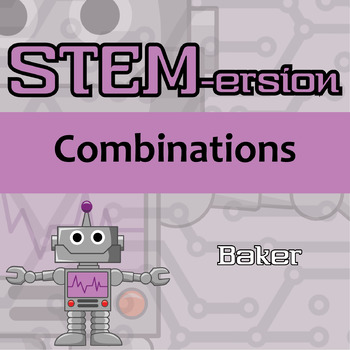 STEMersion -- Combinations -- Baker