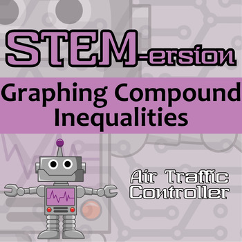 STEMersion -- Graphing Compound Inequalities -- Air Traffic Controller