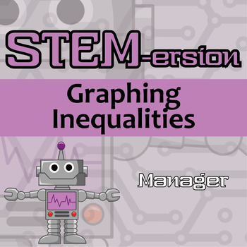 STEMersion -- Graphing Inequalities on a Number Line -- Manager