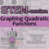 STEMersion -- Graphing Quadratic Functions -- Theme Park Architect