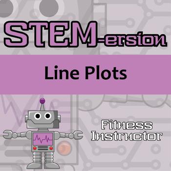 STEMersion -- Line Plots -- Fitness Instructor