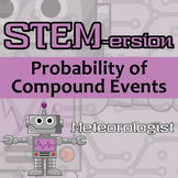 STEMersion -- Probability of Compound Events -- Meteorologist