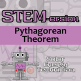 STEMersion -- Pythagorean Theorem -- Solar Energy Technician