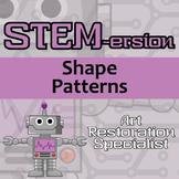STEMersion -- Shape Patterns -- Art Restoration Specialist
