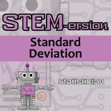 STEMersion -- Standard Deviation -- Statistician