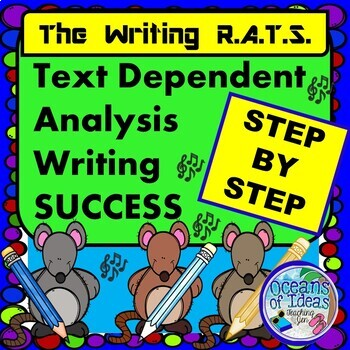 STEP BY STEP Text Dependent Analysis & Constructed Response SUCCESS Program