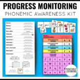 STEP Reading Assessment Progress Monitoring Kit