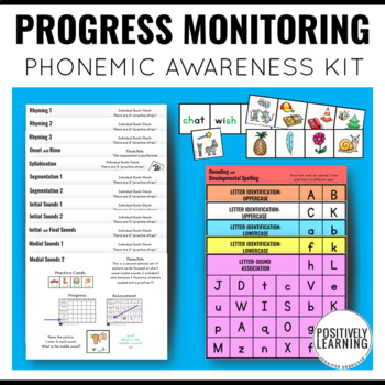 STEP Progress Monitoring Kit