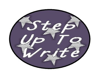 STEP UP TO WRITING POSTER DOTS 3