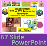 STI + STD Information PowerPoint Sex education Resource 2017