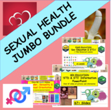 STI + STD Sexual Health Bundle of resources