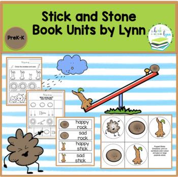 STICK AND STONE. BOOK UNIT