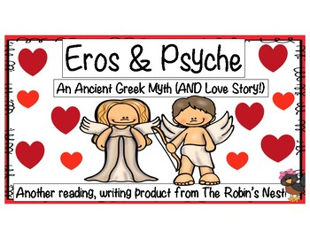 STILL MORE:  Four MORE Fabulous Greek Myths w/comprehension questions
